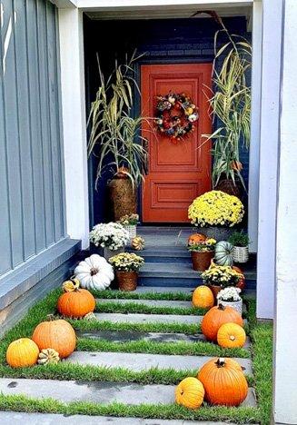 fall porch maintenance